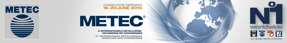 The METEC 2015 Exhibition is on the Horizon for Sarclad